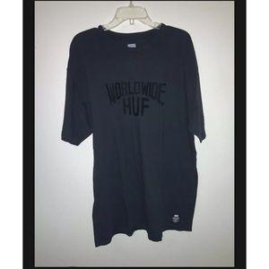 Worldwide HUF shirt